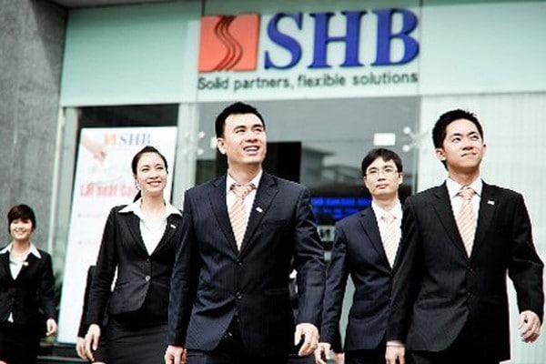 Vay tiền nhanh tại SHB Bank